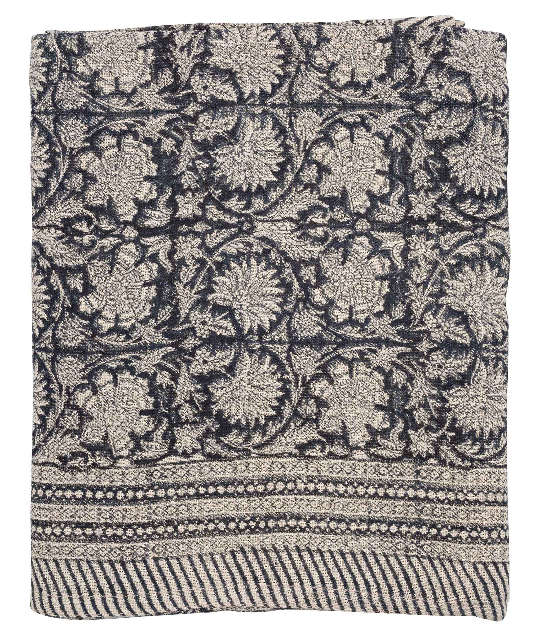 Tablecloth - Paradise - Dark Blue