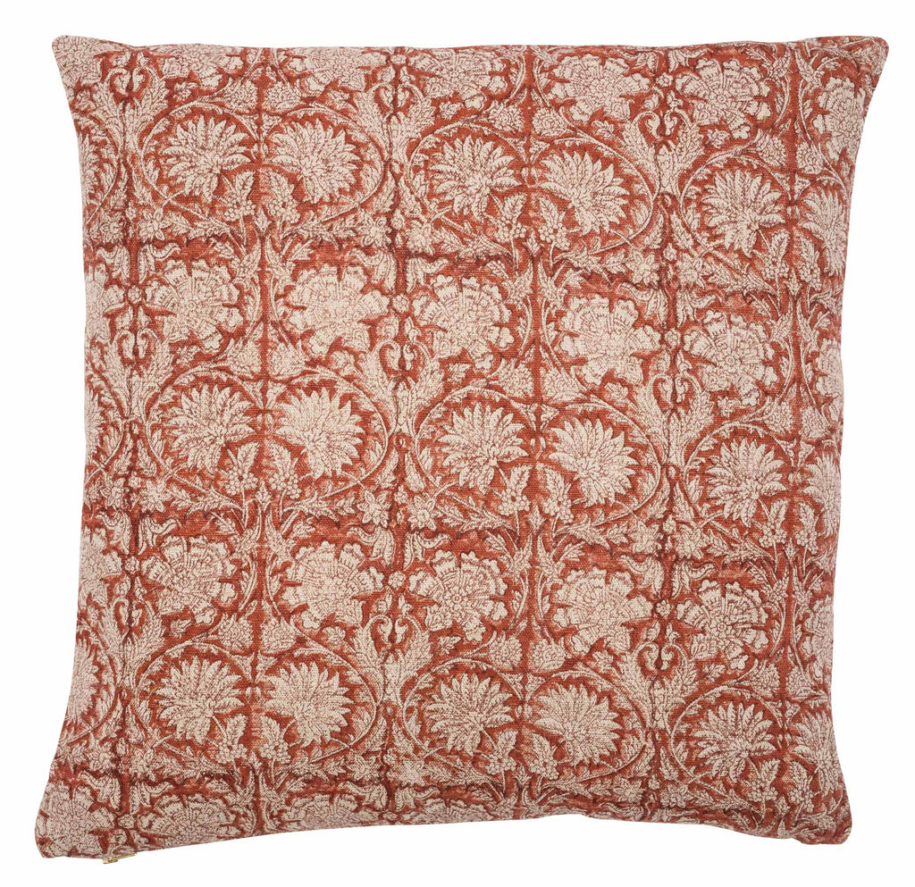 Cushion Cover - Paradise - Spicy Red