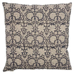 Cushion Cover - Paradise - Dark Blue