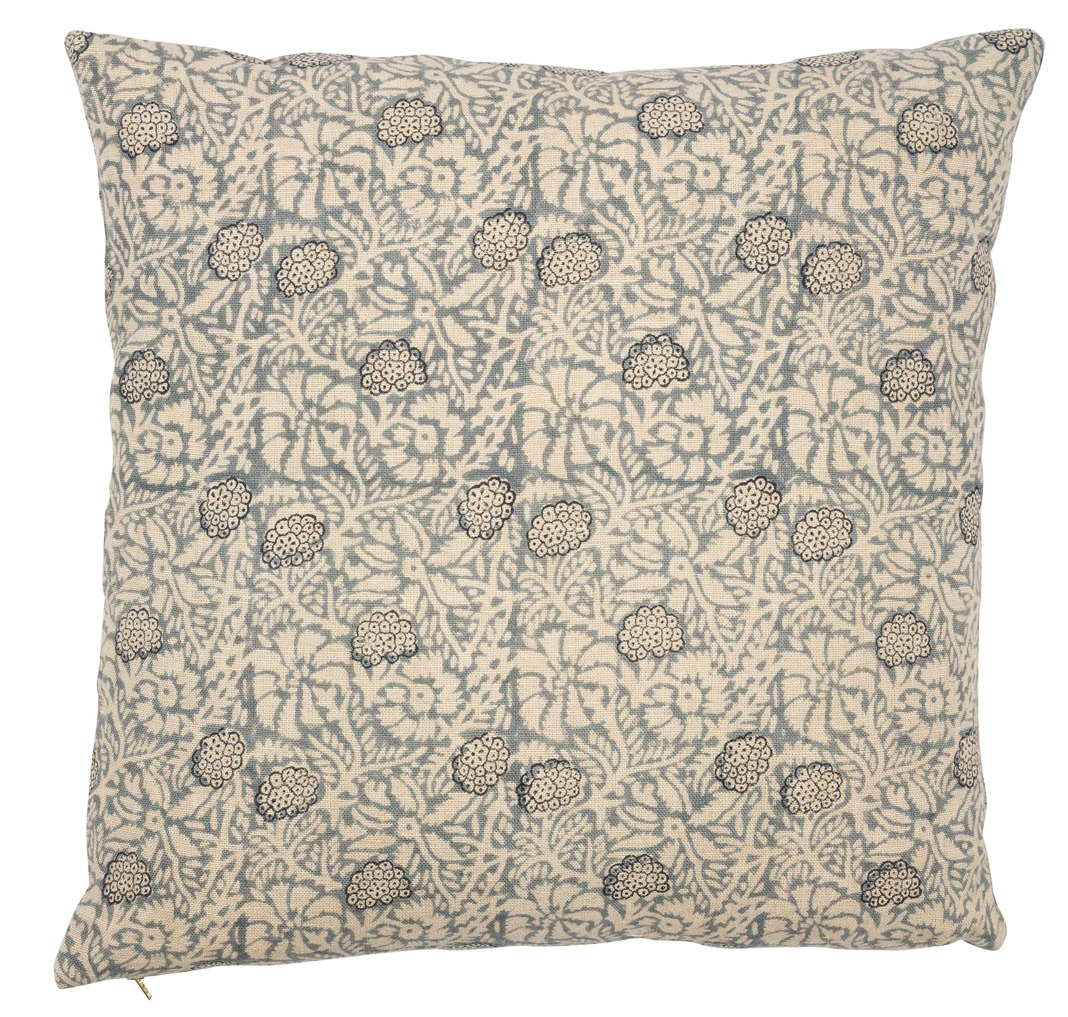 Cushion Cover - Meadow - Blue