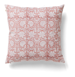 Paradise Cushion in Rose
