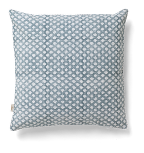 Cushion Cover - Medallion - Cashmere Blue