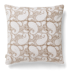 Big Paisley® Cushion in Light Brown