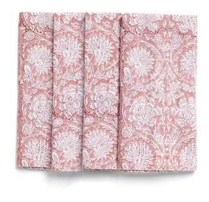 Napkin Set - Paradise - Rose