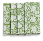 Paradise Napkins in Green