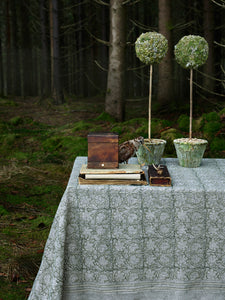 Tablecloth - Paradise - Green