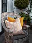 Cushion Cover - Paradise - Ochre
