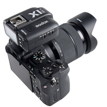 Transmitter X1T (Manual, TTL and HSS) | for Godox AD200 and v850ii
