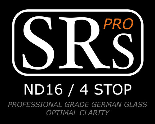 Neutral Density Filter | ND16 Four Stop Filter | Godox XT16