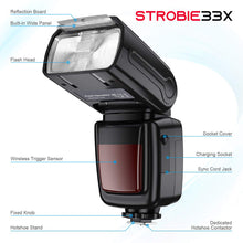 Strobie 33x with FREE TRANSMITTER