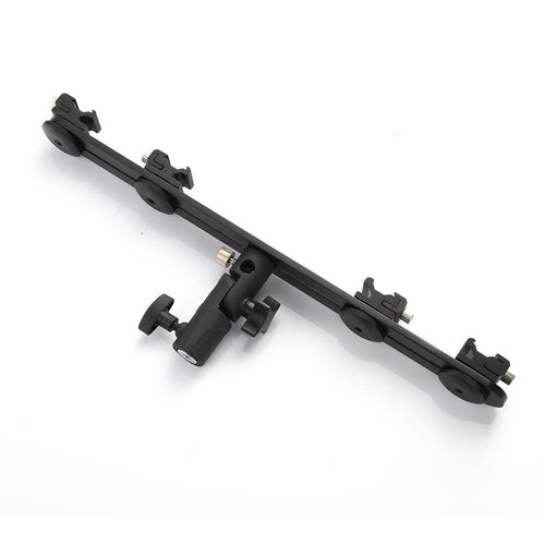 Quad Bar for Video Light and Flash and More