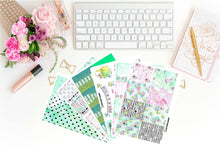 Girl Friday // Weekly Sticker Kit for ECLP Vertical and Happy Planner // Planner Stickers