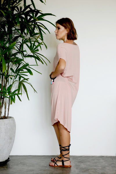 Nilou Dress - Blush