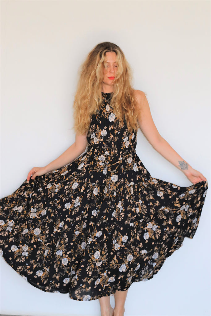 Paloma Flounce Dress