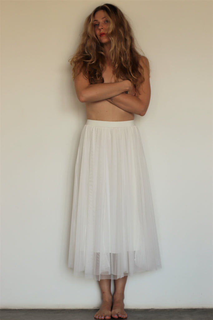 Princess Tulle Skirt