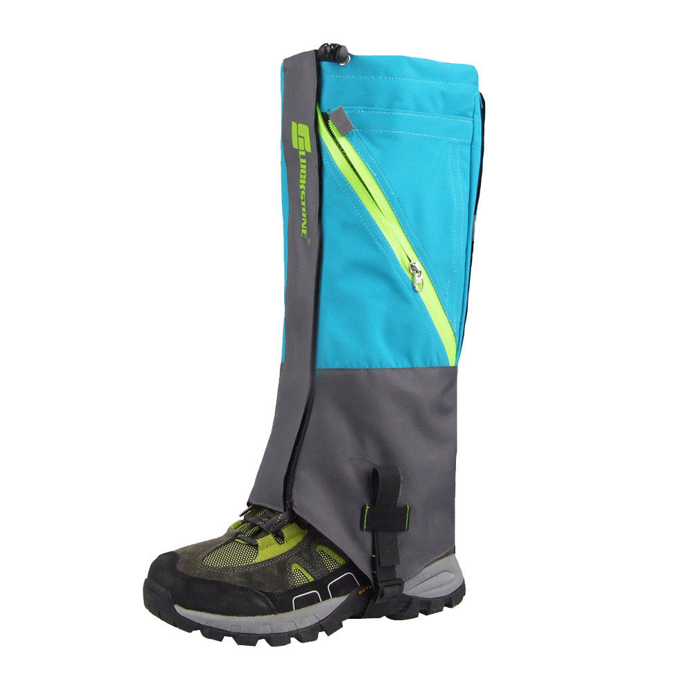 2 Layers Waterproof Snow Leg Gaiters
