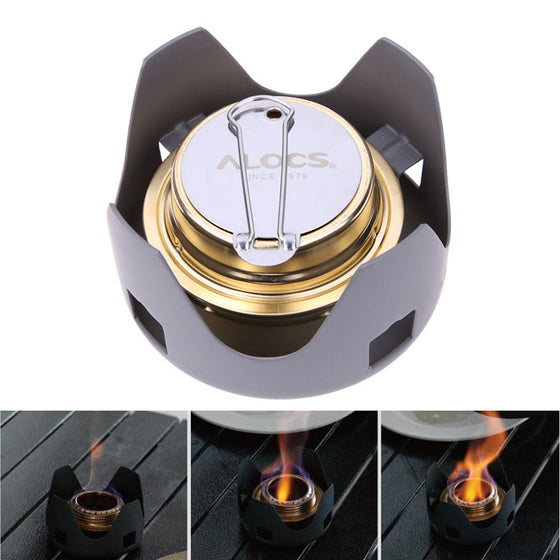 Combustor Alcohol Stove
