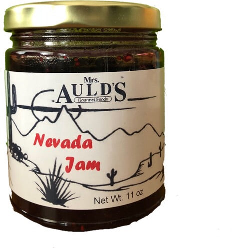 Mrs Aulds Gourmet Strawberry Jam