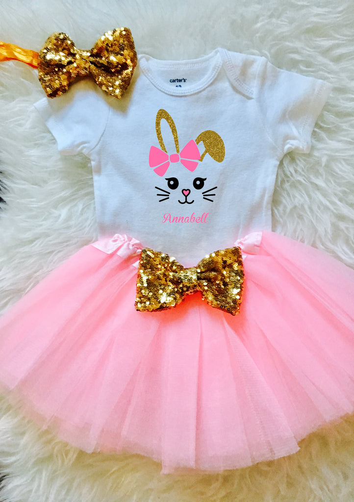Toddler Girl Easter Outfit, Easter Outfit Baby Girl, My ...