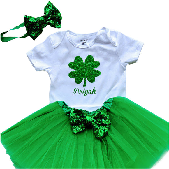 St Patricks day Onesie