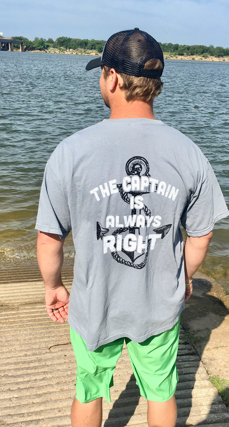 Dirty Captain Tee