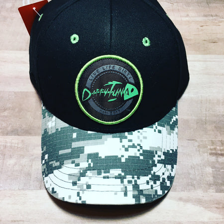 Dirty Digital Camo hat