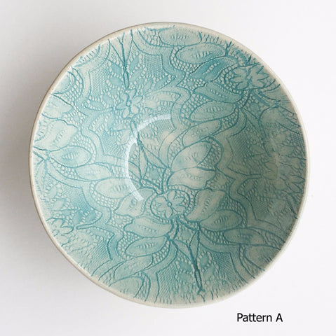 Pudding/Dip Bowls - Turquoise