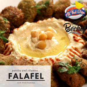 Exclusive Recipe- The Classic Falafel