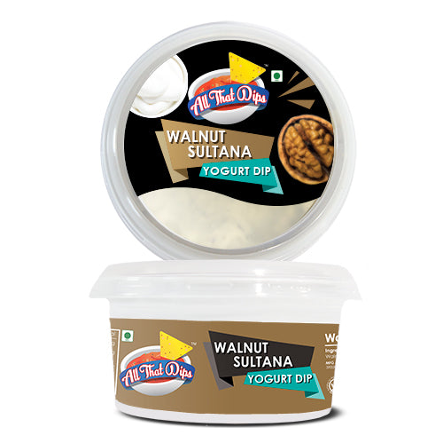 Allthatdips Walnut Sultana Yogurt dip : Buy Yogurt dips Online