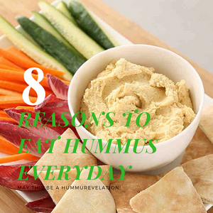 What Is Hummus? 8 Reasons to Eat It Every Day!