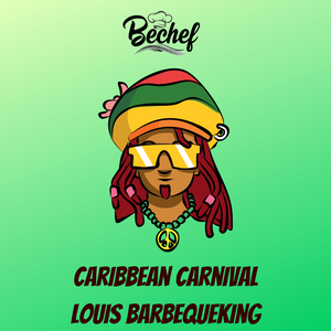 Meet Caribbean Carnival :: Louis Barbequeking :: Jerk Fanatic