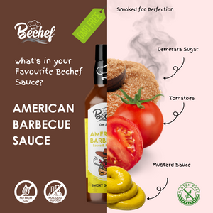 What's in It? Bechef American Barbecue Sauce.
