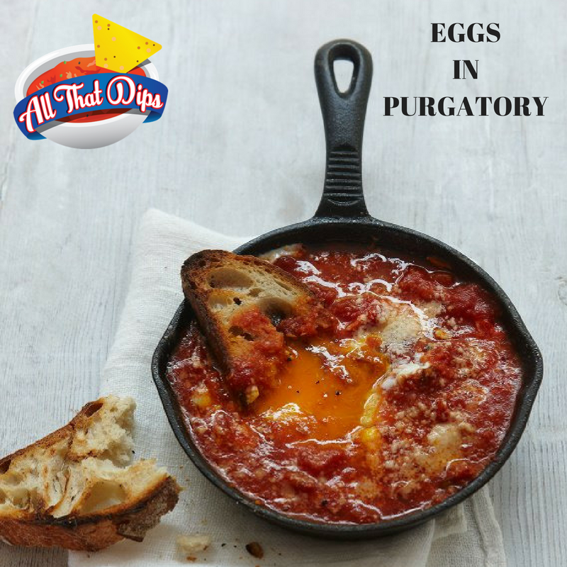 Allthatdips Recipe : Eggs in Purgatory
