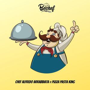 Chef Alfredo Arrabbiata :: Pizza Pasta Sauce King