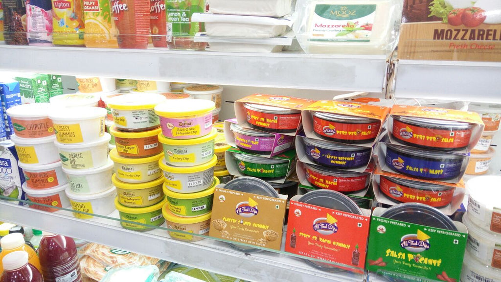 Where can you buy Best Hummus in Mumbai?