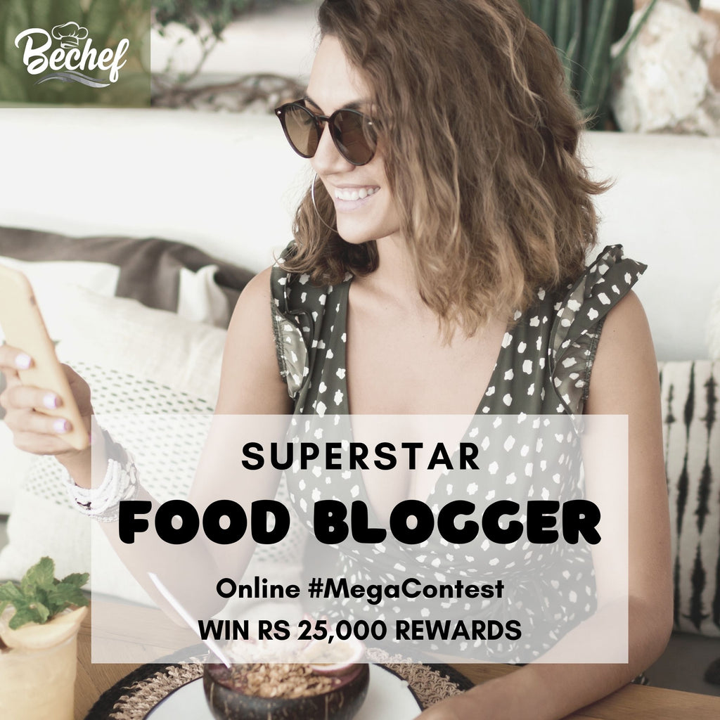 SuperStar Food Blogger Challenge :: Online Competition :: Rules and Regulations
