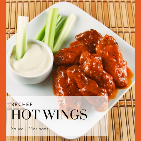 Bechef hot wings sauce buy online