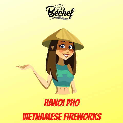 Meet Hanoi Pho, Veitnamese sweet chilli garlic sauce by bechef