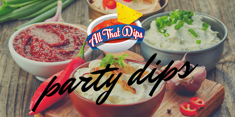 allthatdips party dips