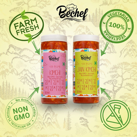 CHEF'S CHOICE COMBO  - PACK OF 4