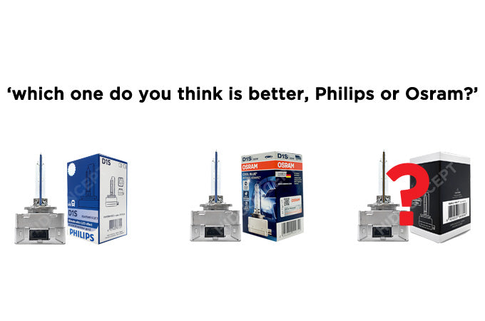 OSRAM or Phillips, Which is Better?