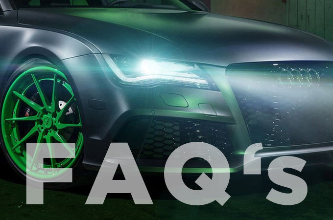 FAQ's About HID / Xenon Lighting System
