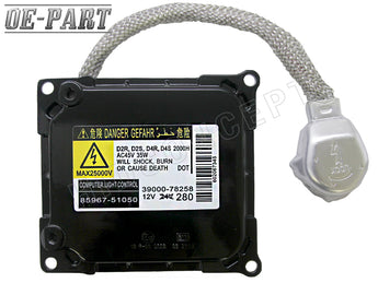 OE-PART: Replacement HID Ballast for DENSO KOITO D4S D4R (#DDLT003) 35W