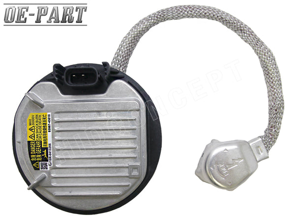 OE-PART: Replacement HID Ballast for DENSO KOITO D4S/D4R