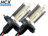 H4 (9003/HB2) - HCX Philips HID Xenon Bulbs (Pack of 2)