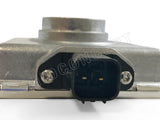 Close up view of power connector for OE-PART: Replacement HID Ballast for MITSUBISHI D2S