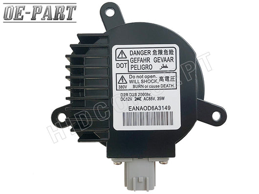 OE-Compatible: Replacement for PANASONIC HID Ballast (#1EANA3D51619.25 Gen. 5) 35W