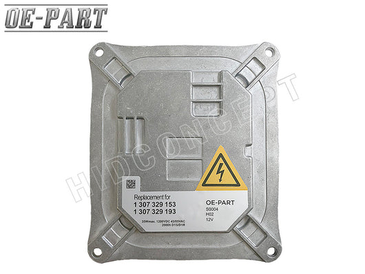 OE-PART: Replacement HID Ballast for AL BOSCH (#130732915301) 35W