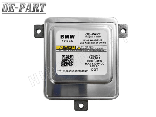 OE-PART: Replacement HID Ballast for MITSUBISHI (#W003T23171) 35W