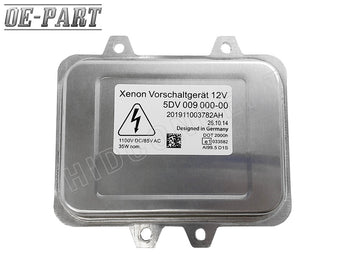 OE-PART: Replacement HID Ballast for HELLA D1S (#5DV 009 00000) 35W